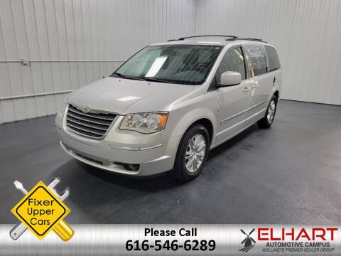 2010 Chrysler Town and Country for sale at Elhart Automotive Campus in Holland MI