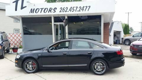 2010 Audi A6 for sale at TL Motors LLC in Hartford WI