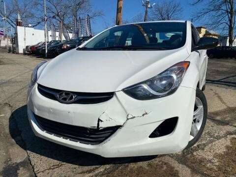 2013 Hyundai Elantra for sale at Best Cars R Us in Plainfield NJ