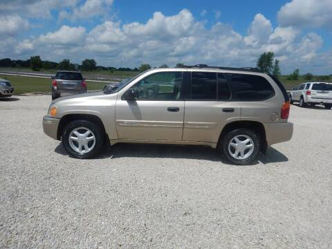 2004 GMC Envoy for sale at All Terrain Sales in Eugene MO