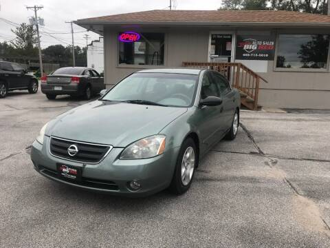 2002 Nissan Altima for sale at Big Red Auto Sales in Papillion NE