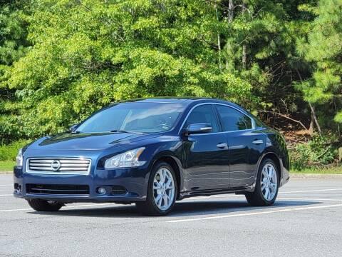 2013 Nissan Maxima for sale at United Auto Gallery in Suwanee GA