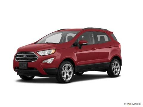 2021 Ford EcoSport for sale at FOWLERVILLE FORD in Fowlerville MI