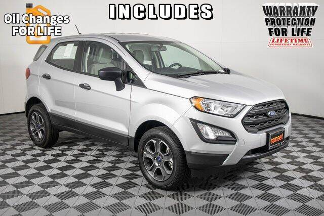 2021 Ford EcoSport for sale in Sumner, WA