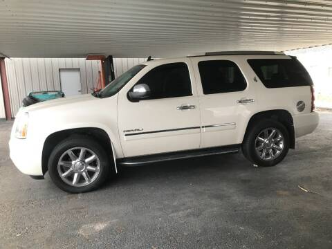2013 GMC Yukon for sale at STEVE'S AUTO SALES INC in Scottsbluff NE