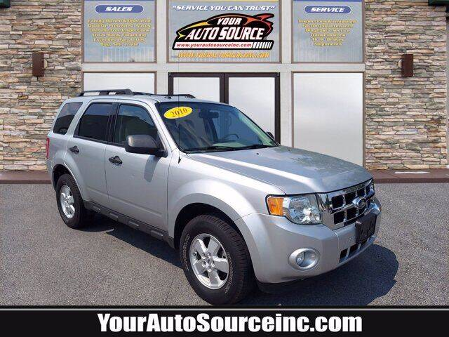 2010 Ford Escape for sale at Your Auto Source in York PA