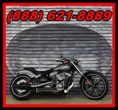 2016 Harley-Davidson Breakout for sale at Motomaxcycles.com in Mesa AZ