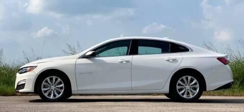 2021 Chevrolet Malibu for sale at Palmer Auto Sales in Rosenberg TX