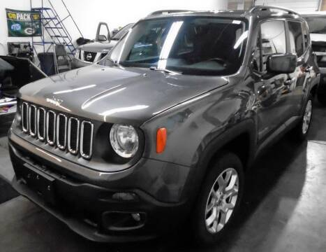 2017 Jeep Renegade for sale at Waukeshas Best Used Cars in Waukesha WI