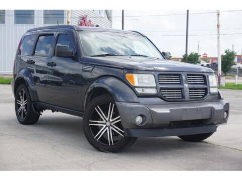 2011 Dodge Nitro for sale at FREDY USED CAR SALES in Houston TX