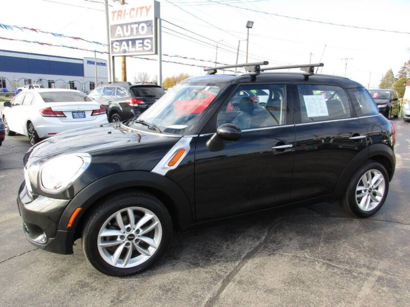 2012 MINI Cooper Countryman for sale at TRI CITY AUTO SALES LLC in Menasha WI