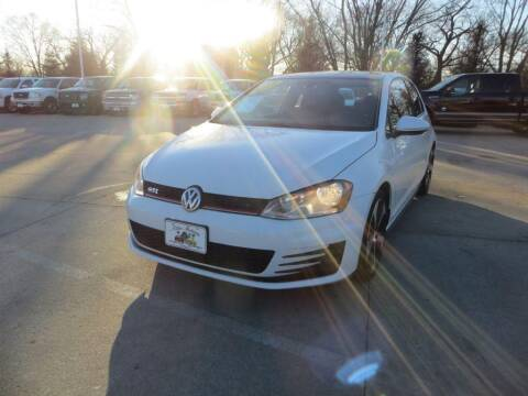 2015 Volkswagen Golf GTI for sale at Aztec Motors in Des Moines IA