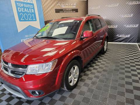 2011 Dodge Journey for sale at X Drive Auto Sales Inc. in Dearborn Heights MI
