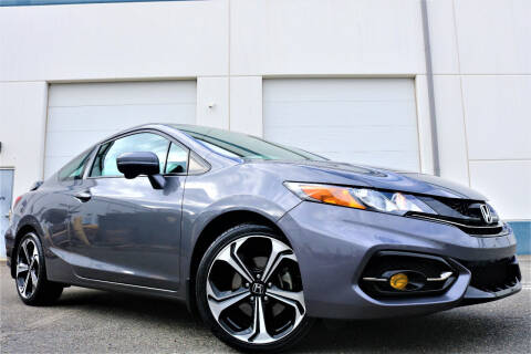 2015 Honda Civic for sale at Chantilly Auto Sales in Chantilly VA