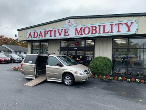 2006 Dodge Grand Caravan for sale at Adaptive Mobility Wheelchair Vans in Seekonk MA