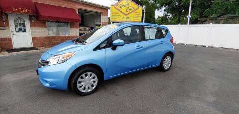 2015 Nissan Versa Note for sale at Great Cars in Middletown DE