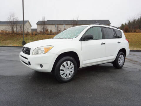 2006 Toyota RAV4 for sale at CHAPARRAL USED CARS in Piney Flats TN