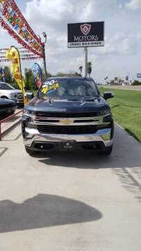 2020 Chevrolet Silverado 1500 for sale at A & V MOTORS in Hidalgo TX