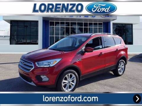 2019 Ford Escape for sale at Lorenzo Ford in Homestead FL