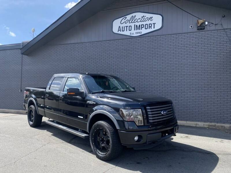 2012 Ford F-150 for sale at Collection Auto Import in Charlotte NC