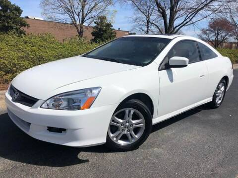 2006 Honda Accord for sale at William D Auto Sales in Norcross GA