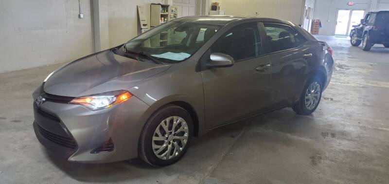 2017 Toyota Corolla for sale at Klika Auto Direct LLC in Olathe KS