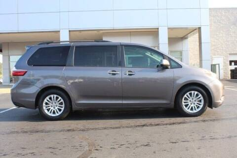2015 Toyota Sienna for sale at Twin City Toyota in Herculaneum MO