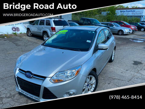 2012 Ford Focus for sale at Bridge Road Auto in Salisbury MA