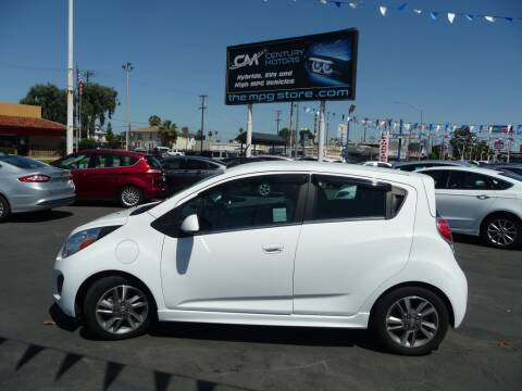 2016 Chevrolet Spark EV for sale at CENTURY MOTORS in Fresno CA