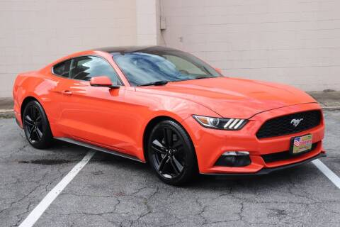 2016 Ford Mustang for sale at El Compadre Trucks in Doraville GA