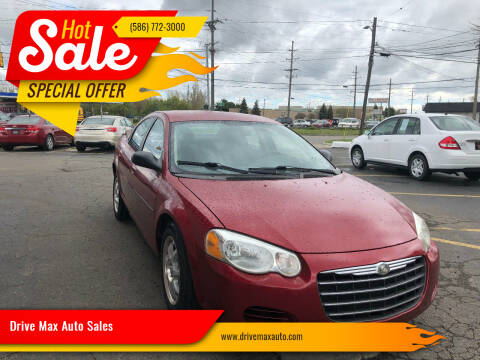 2004 Chrysler Sebring for sale at Drive Max Auto Sales in Warren MI