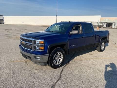 2014 Chevrolet Silverado 1500 for sale at TKP Auto Sales in Eastlake OH