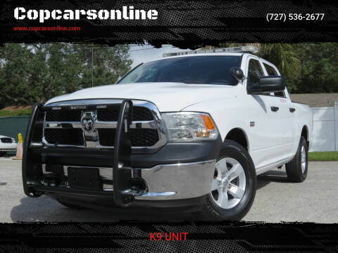 2016 RAM Ram Pickup 1500 for sale at Copcarsonline in Largo FL