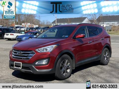 2015 Hyundai Santa Fe Sport for sale at JTL Auto Inc in Selden NY