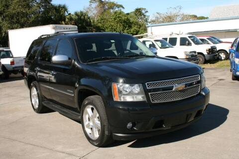 2010 Chevrolet Tahoe for sale at Mike's Trucks & Cars in Port Orange FL