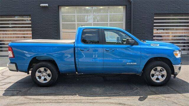 2021 RAM Ram Pickup 1500 for sale at Mercedes-Benz of North Olmsted in North Olmsted OH