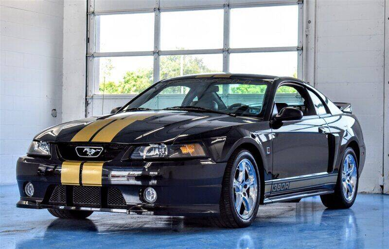 2004 Ford Mustang for sale at Mershon's World Of Cars Inc in Springfield OH