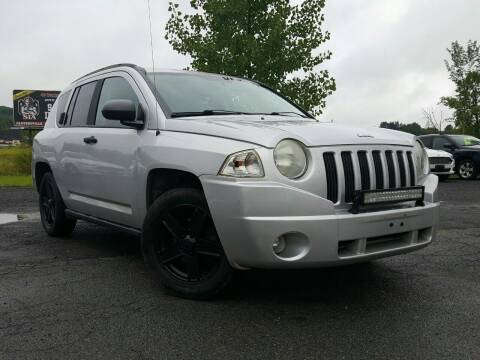 2007 Jeep Compass for sale at GLOVECARS.COM LLC in Johnstown NY
