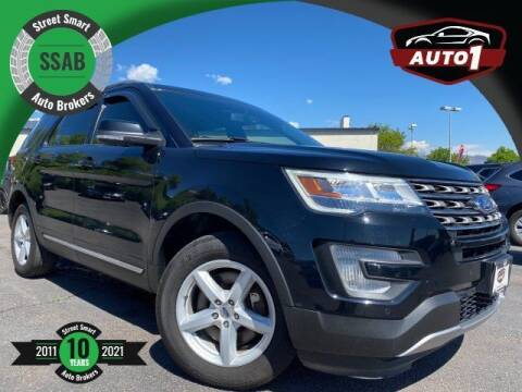 2017 Ford Explorer for sale at Street Smart Auto Brokers in Colorado Springs CO
