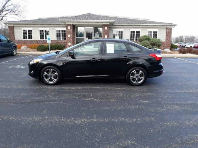 2014 Ford Focus for sale at Pierce Automotive, Inc. in Antwerp OH