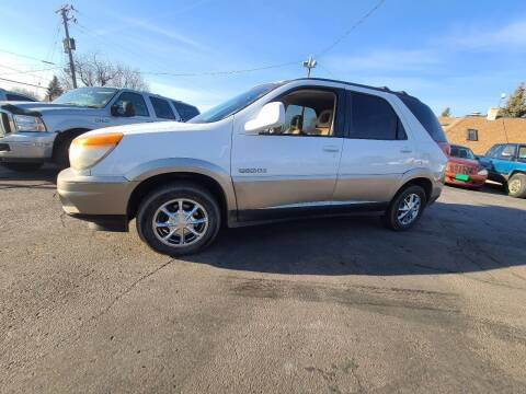 2002 Buick Rendezvous for sale at Geareys Auto Sales of Sioux Falls, LLC in Sioux Falls SD
