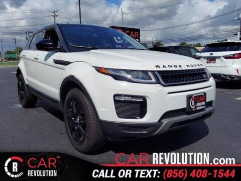 2017 Land Rover Range Rover Evoque for sale at Car Revolution in Maple Shade NJ