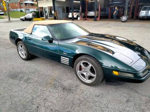 1993 Chevrolet Corvette for sale at High Level Auto Sales INC in Homestead PA
