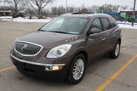 2009 Buick Enclave for sale at A-Auto Luxury Motorsports in Milwaukee WI