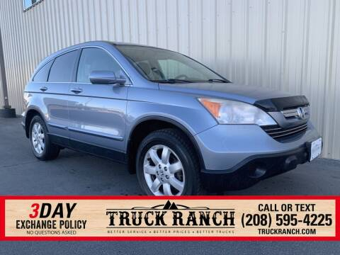 2008 Honda CR-V for sale at Truck Ranch in Twin Falls ID