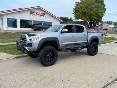 2018 Toyota Tacoma for sale at Efkamp Auto Sales LLC in Des Moines IA