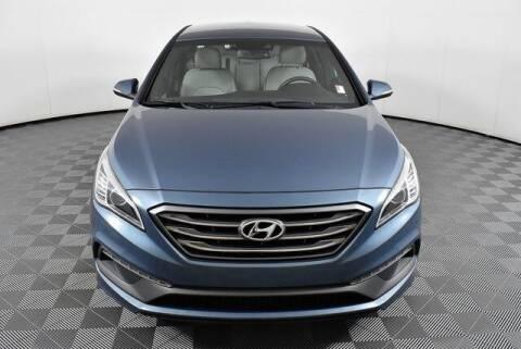 2015 Hyundai Sonata for sale at Southern Auto Solutions-Jim Ellis Hyundai in Marietta GA