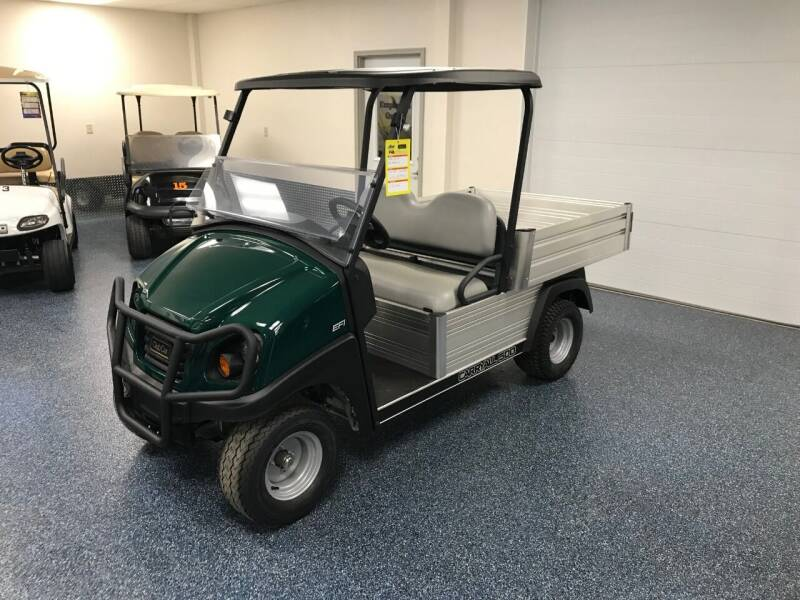 2020 Club Car Carryall 500 for sale at Jim's Golf Cars & Utility Vehicles - DePere Lot in Depere WI