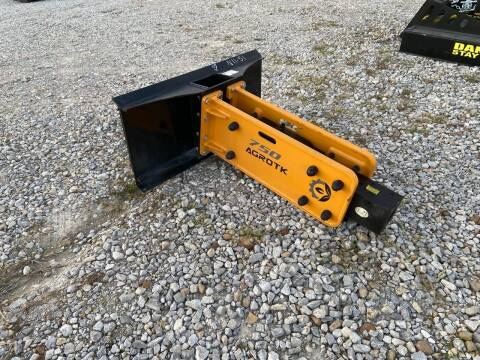 2021 Mower King SSHH-750 Hydraulic Breaker/Ham for sale at Ken's Auto Sales & Repairs in New Bloomfield MO