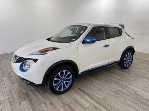 2016 Nissan JUKE for sale at TRAVERS GMT AUTO SALES - Traver GMT Auto Sales West in O Fallon MO